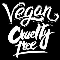 Vegan! Cruelty free