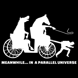 Meanwhile... in a parallel universe