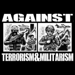 Against terrorism & militarism