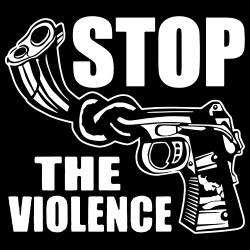 Stop the violence
