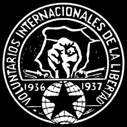 Voluntarios internacionales de la libertad 1936-1937