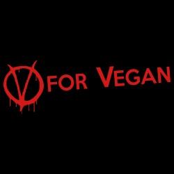 V for Vegan