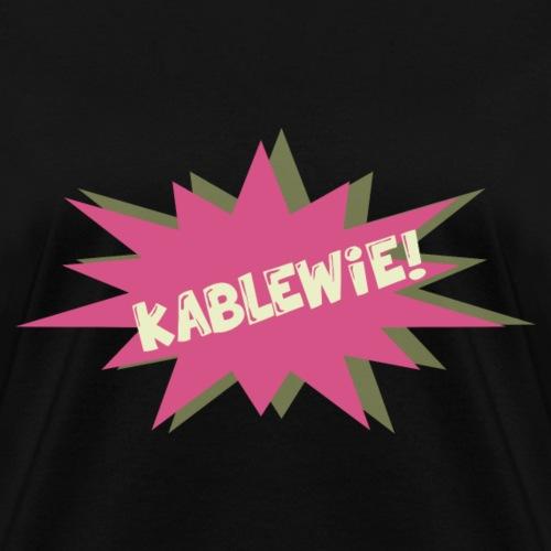 kablewie - Women's T-Shirt