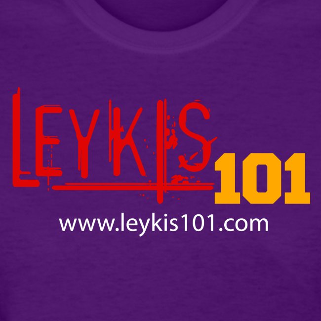 Leykis 101 Full Color with Domain