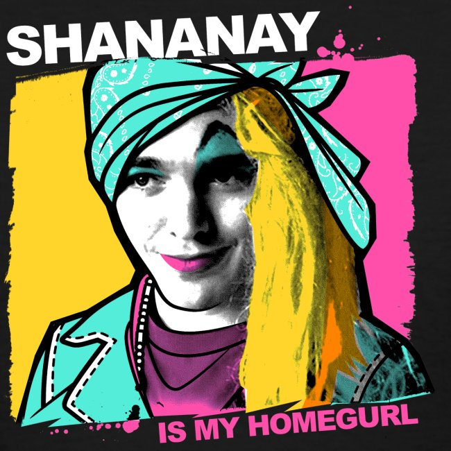 homegurl for black shirts Shane Dawson