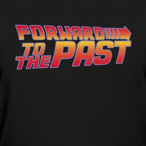 Back to the Future - Forward to the Past | Name That Tee