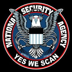 Yes we scan - National Security Agency (NSA)