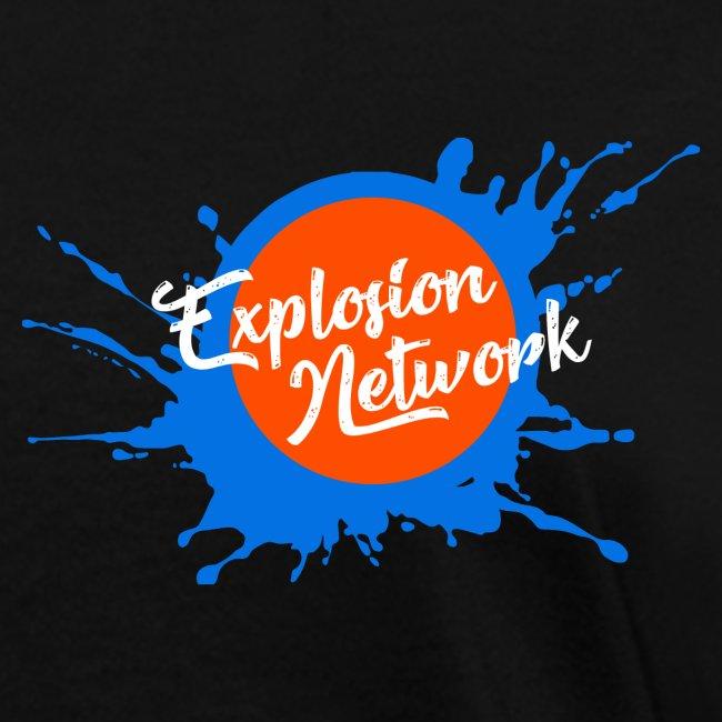Black Explosion Network Pocket Tee