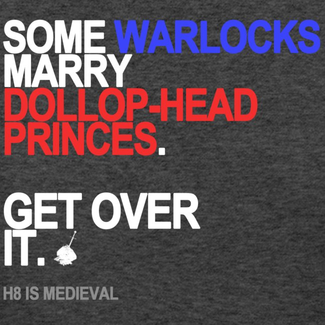 some wizards marry princes black shirt