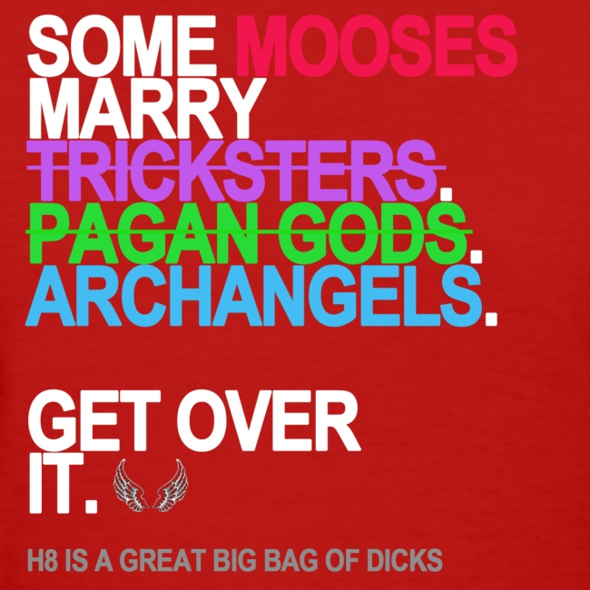 some mooses marry gods black shirt