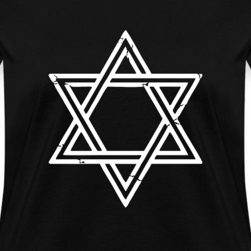 Siouxsie Sioux – Star of David - Women's T-Shirt