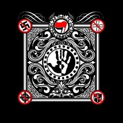 Anti-fascist Women T-shirt
