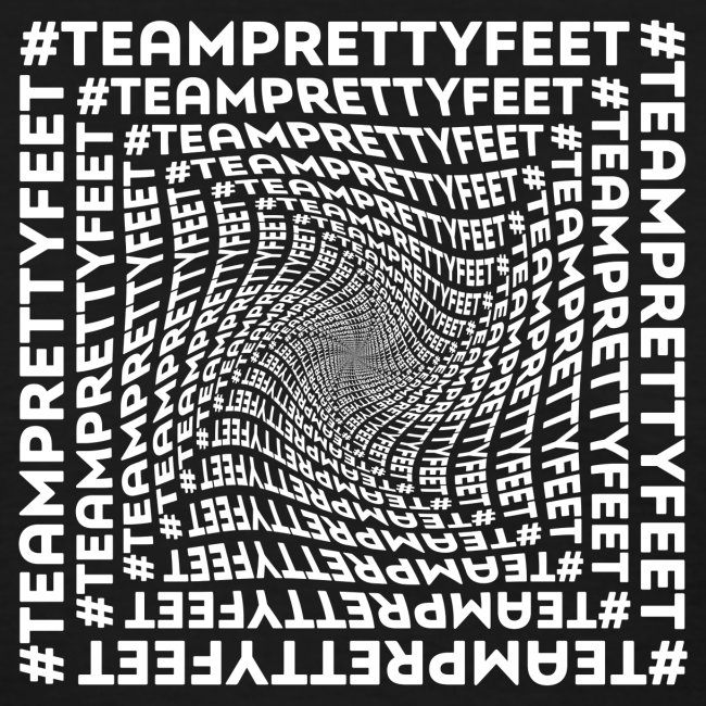 #TEAMPRETTYFEET