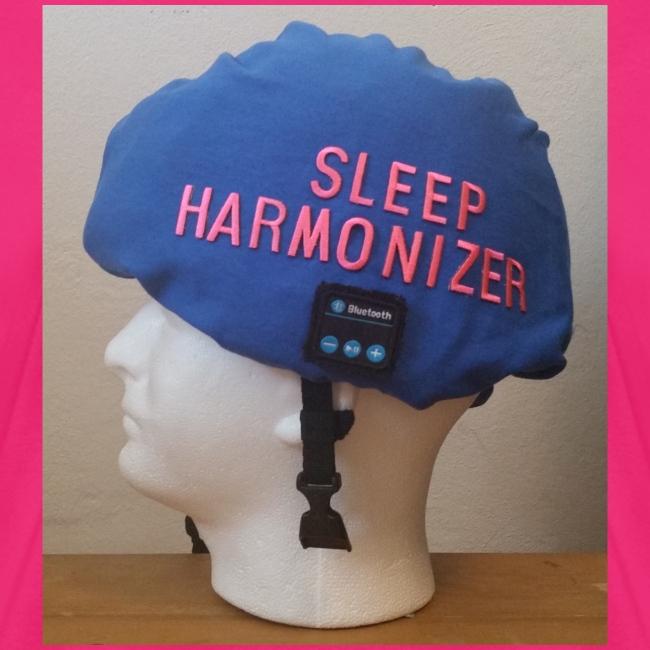 Sleep Harmonizer Helmet Model