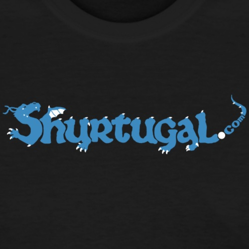 blueshurtugaldesigntransparent - Women's T-Shirt