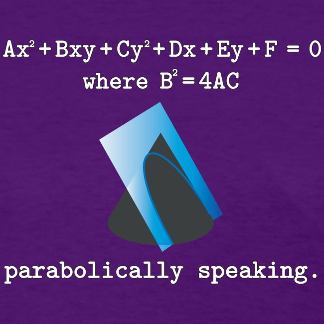parabolically speaking