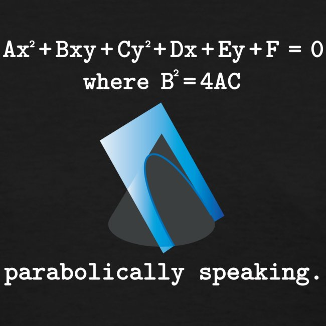 parabolically speaking