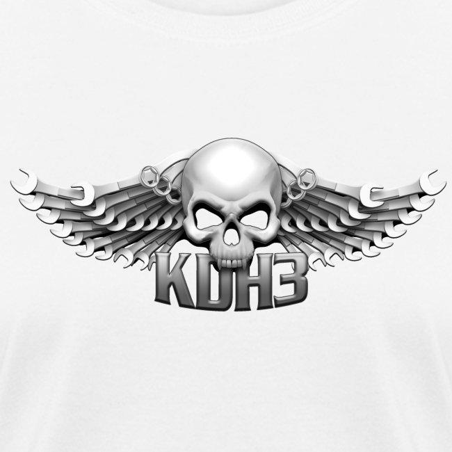 KDH3 Skull & Wings