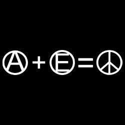 A + E = Peace