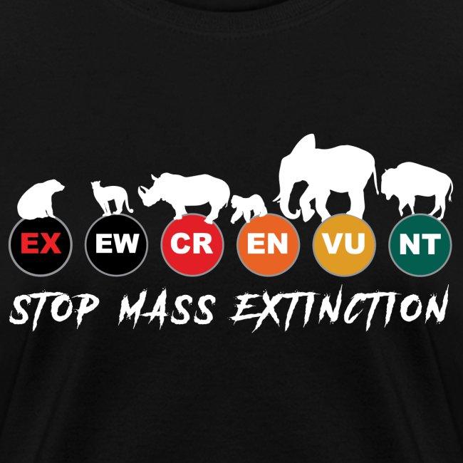 Stop mass extinction !