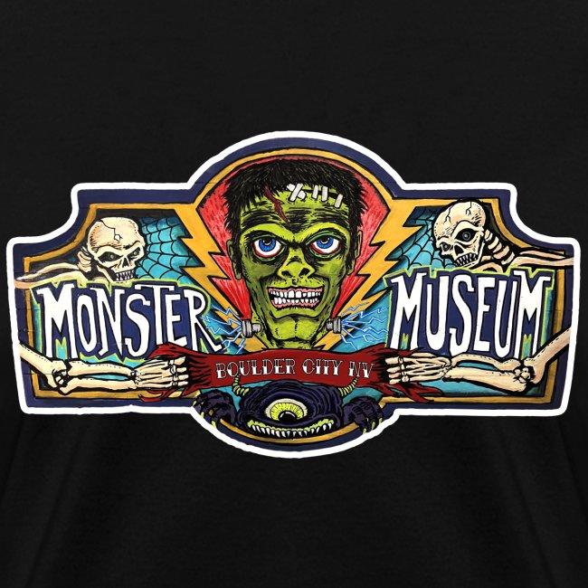 Monster Museum Entrance Sign