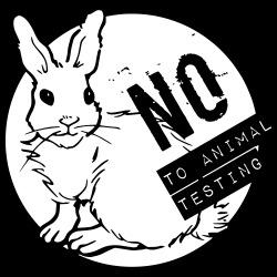 No to animal testing