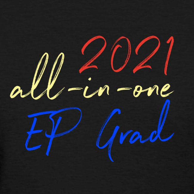 2021 All-in-One EP Grad
