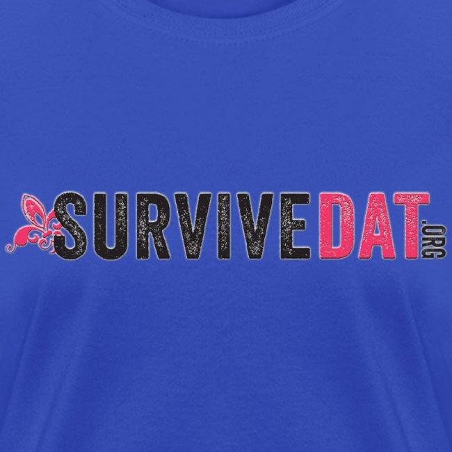 SurviveDatTshirtLogoBig png
