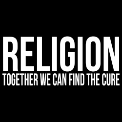 Religion: together we can find the cure