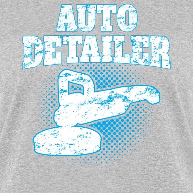 AUTO DETAILER SHIRT   CAR DETAILING