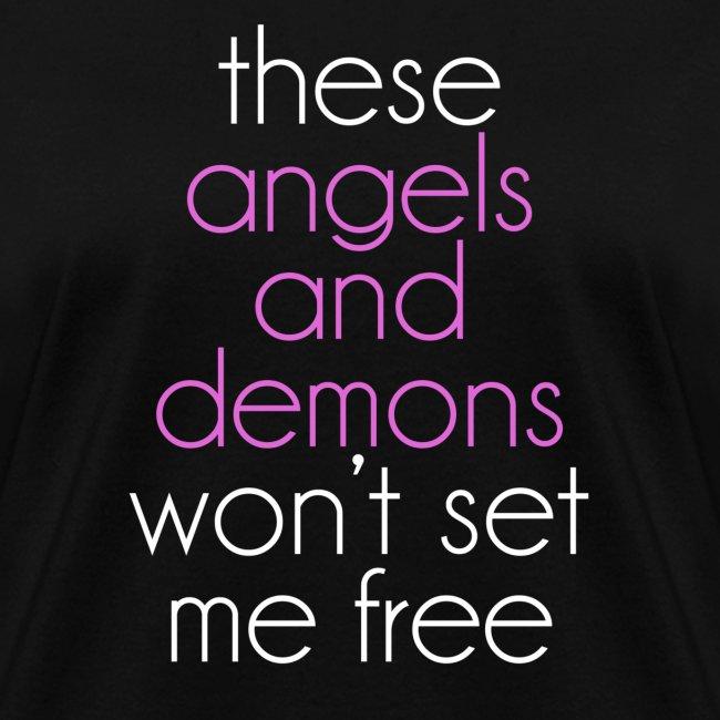 Angels and Demons Lyrics
