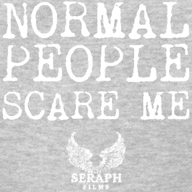 Normal People Scare Me png