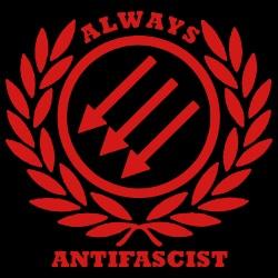 Always antifascist