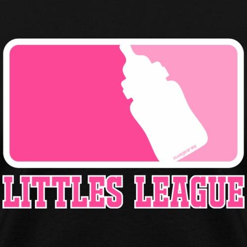 Littles League Logo - Women's T-Shirt