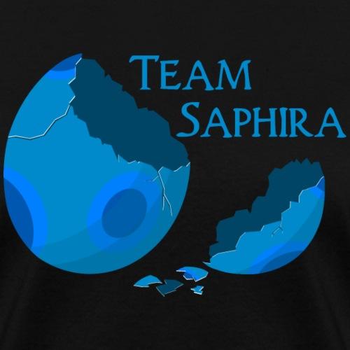teamsaphira2 png - Women's T-Shirt