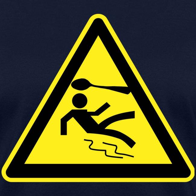 spoon warning sign