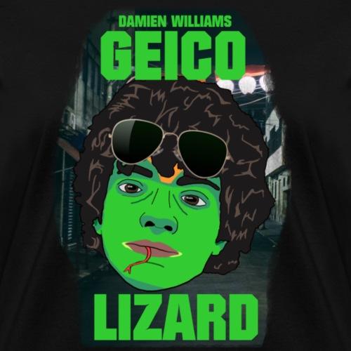 Damien Williams - Geico Lizard - Women's T-Shirt