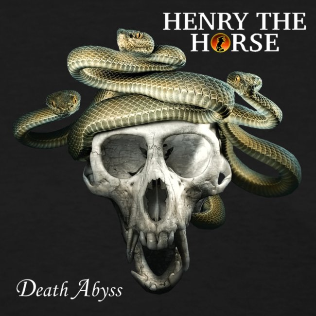 Henry the Horse - Death Abyss T-Shirt