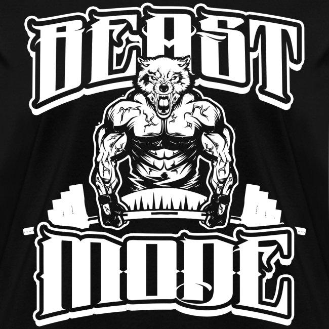 Beast Mode Gym Sports Women S T Shirt