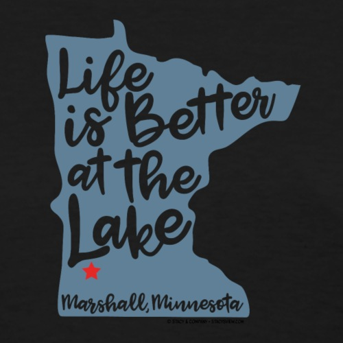 Life is Better at the Lake - Women's T-Shirt
