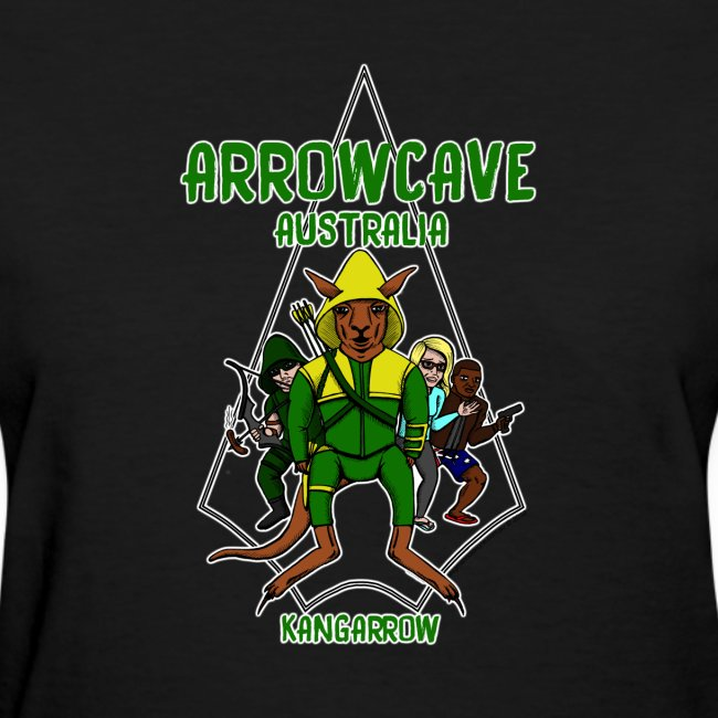 Arrow Cave Logo - Light