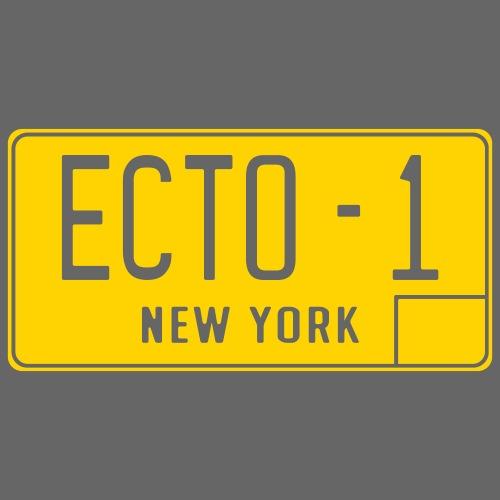 ECTO-1 Plate - Women's T-Shirt