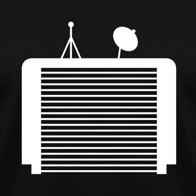 TechGarage White Logo