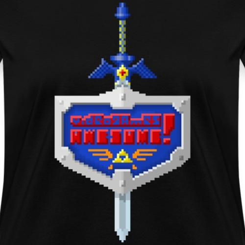 Hero s Kit by DoubleFinger - Women's T-Shirt