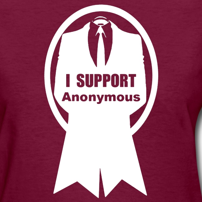anonymous support