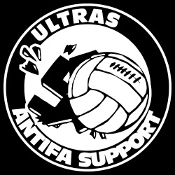 Ultras antifa support