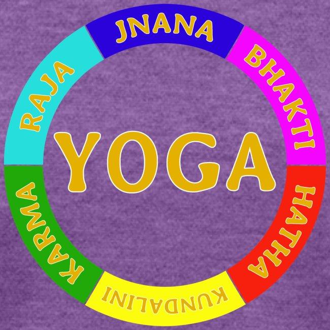6 ways of Yoga