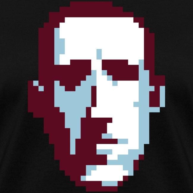 Pixel Lovecraft 3 colors