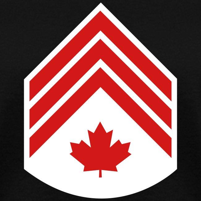 Canadian Forces Sergeant
