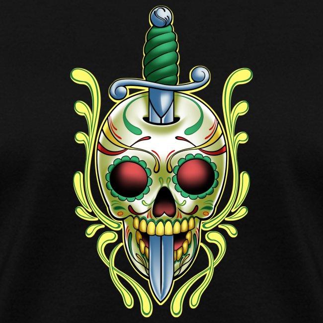 DoD Skull w/Sword by RollinLow